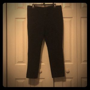 Old Navy pixie black pants